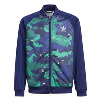 tekstylia Chłopiec Bluzy dresowe adidas Originals HARRA Wielokolorowy