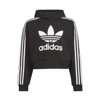 tekstylia Dziecko Bluzy adidas Originals THRENI Czarny