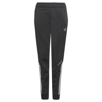 tekstylia Dziecko Spodnie dresowe adidas Originals BLOEU Czarny