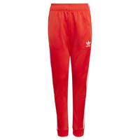 tekstylia Dziecko Spodnie dresowe adidas Originals HANA Czerwony