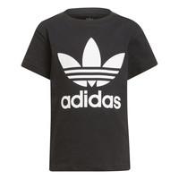 tekstylia Dziecko T-shirty z krótkim rękawem adidas Originals CHANTIS Czarny