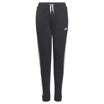 tekstylia Dziewczynka Spodnie dresowe adidas Performance CHOULIA Czarny