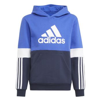 tekstylia Chłopiec Bluzy adidas Performance NADJET Marine / Czarny
