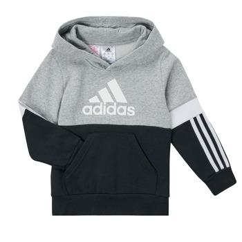 tekstylia Chłopiec Bluzy adidas Performance CRAKA Szary / Czarny