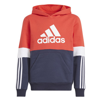 tekstylia Chłopiec Bluzy adidas Performance SOLEDAD Czerwony / Marine