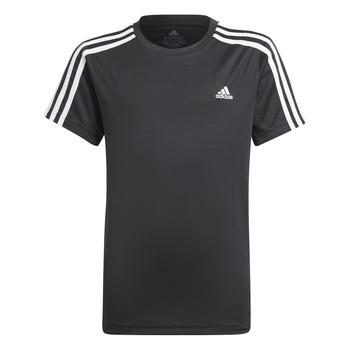 tekstylia Chłopiec T-shirty z krótkim rękawem adidas Performance MARIONA Czarny