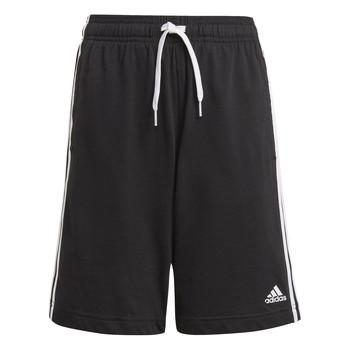 tekstylia Chłopiec Szorty i Bermudy adidas Performance CLAKIA Czarny