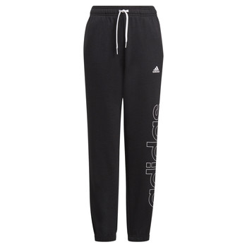 tekstylia Chłopiec Spodnie dresowe adidas Performance PETILA Czarny