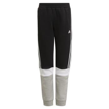 tekstylia Chłopiec Spodnie dresowe adidas Performance KATELINA Czarny / Szary