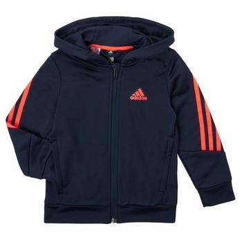 tekstylia Chłopiec Bluzy adidas Performance HOODIZ Marine