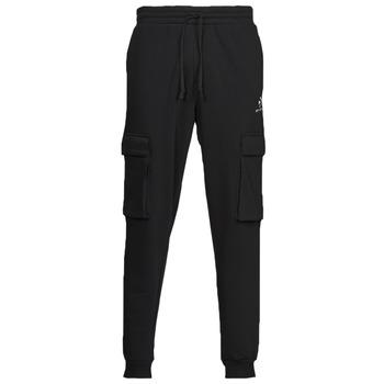 tekstylia Męskie Spodnie dresowe Converse CONVERSE EMB STAR CHEVRON CARGO PANT Czarny