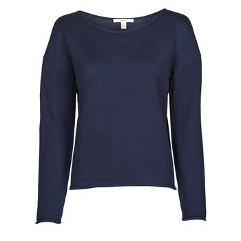 tekstylia Damskie Swetry Esprit COO CORE SW Niebieski