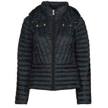 tekstylia Damskie Kurtki pikowane Esprit LL*PAR 3M THINS Czarny