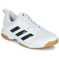 Buty Damskie Buty halowe adidas Performance Ligra 7 W Biały
