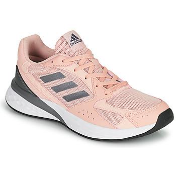 Buty Damskie Bieganie / trail adidas Performance RESPONSE RUN Różowy