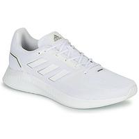 Buty Męskie Bieganie / trail adidas Performance RUNFALCON 2.0 Biały