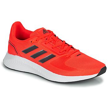 Buty Męskie Bieganie / trail adidas Performance RUNFALCON 2.0 Czerwony / Czarny