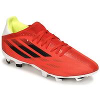 Buty Piłka nożna adidas Performance X SPEEDFLOW.3 FG Czerwony