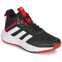 Buty Dziecko Koszykówka adidas Performance OWNTHEGAME 2.0 K Czarny / Czerwony
