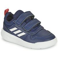 Buty Dziecko Trampki niskie adidas Performance TENSAUR I Marine / Biały