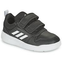 Buty Dziecko Trampki niskie adidas Performance TENSAUR I Czarny / Biały