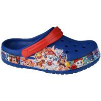 Buty Dziecko Chodaki Crocs Fun Lab Paw Patrol Niebieski