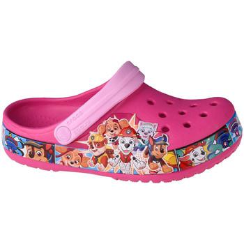 Buty Dziecko Chodaki Crocs Fun Lab Paw Patrol Różowy