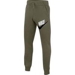 tekstylia Chłopiec Spodnie dresowe Nike SPORTSWEAR CLUB FLEECE BV0786 Zielony