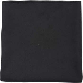 Dom Ręcznik i rękawica kąpielowa Sols ATOLL 50 NEGRO Negro