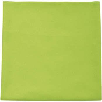 Dom Ręcznik i rękawica kąpielowa Sols ATOLL 50 VERDE MANZANA Verde