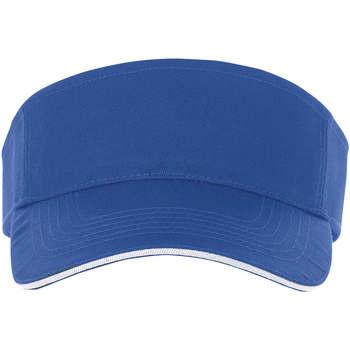 Dodatki Czapki z daszkiem Sols ACE AZUL ROYAL Y BLANCO Azul