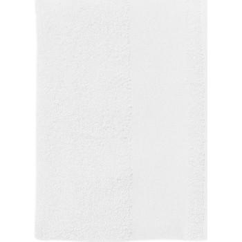 Dom Ręcznik i rękawica kąpielowa Sols BAYSIDE 100 Blanco Blanco