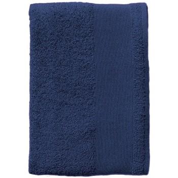 Dom Ręcznik i rękawica kąpielowa Sols BAYSIDE 100 French Marino Azul