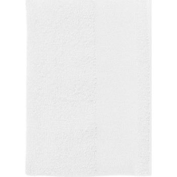 Dom Ręcznik i rękawica kąpielowa Sols BAYSIDE 50 Blanco Blanco