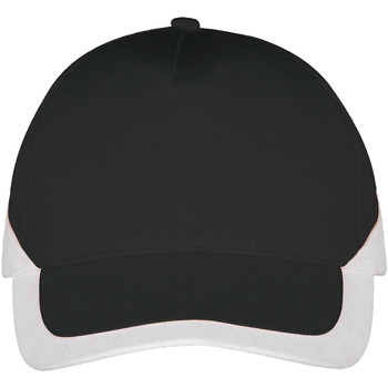 Dodatki Czapki z daszkiem Sols BOOSTER Negro Blanco Negro