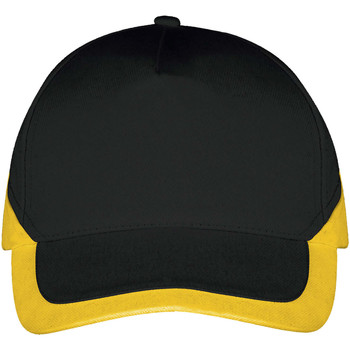 Dodatki Czapki z daszkiem Sols BOOSTER Negro Amarillo Negro