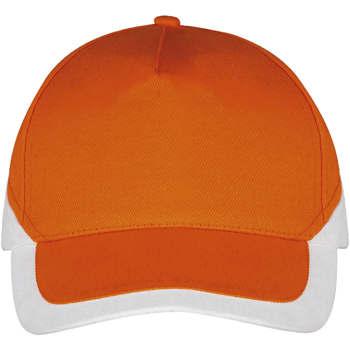 Dodatki Czapki z daszkiem Sols BOOSTER Naranja Blanco Naranha