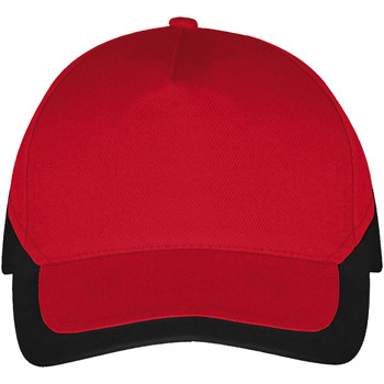 Dodatki Czapki z daszkiem Sols BOOSTER Rojo Negro Rojo