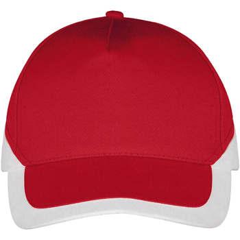 Dodatki Czapki z daszkiem Sols BOOSTER Rojo Blanco Rojo