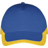 Dodatki Czapki z daszkiem Sols BOOSTER Azul Royal Amarillo Azul