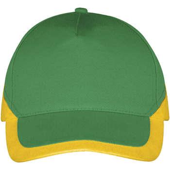 Dodatki Czapki z daszkiem Sols BOOSTER Verde Pradera Amarillo Verde