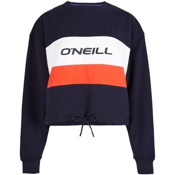 tekstylia Damskie Bluzy dresowe O'neill LW Athleisure Crew Niebieski