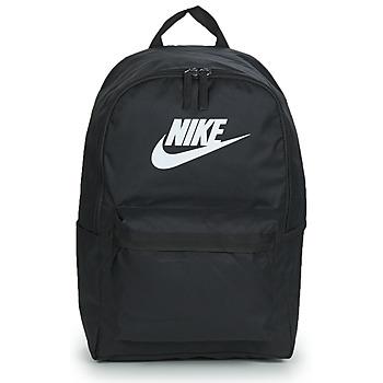 Torby Plecaki Nike NIKE HERITAGE Czarny / Biały