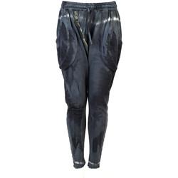 tekstylia Damskie Spodnie La Haine Inside Us  Szary