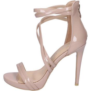 Buty Damskie Sandały Brigitte BJ969 Beżowy