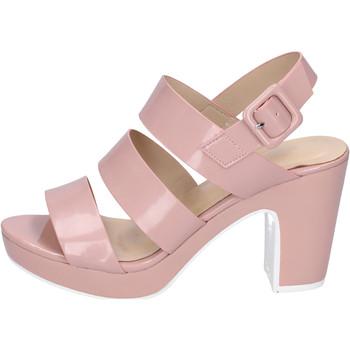 Buty Damskie Sandały Brigitte BJ971 Różowy