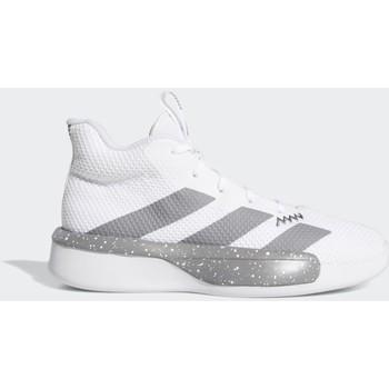 Buty Dziecko Fitness / Training adidas Originals PRO NEXT K EF9812 Biały