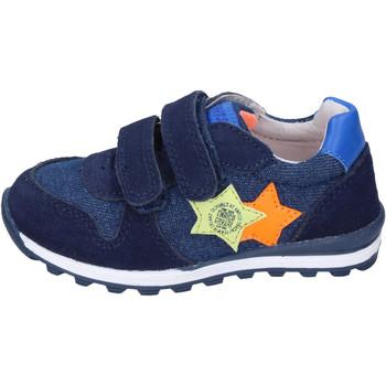 Buty Chłopiec Trampki niskie Enrico Coveri Sneakersy BJ974 Niebieski