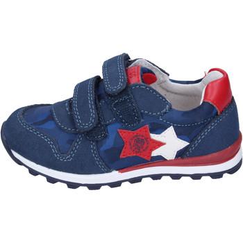 Buty Chłopiec Trampki niskie Enrico Coveri Sneakersy BJ976 Niebieski