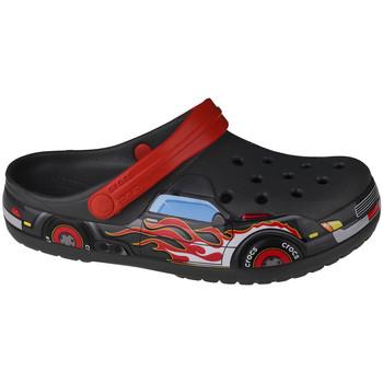 Buty Dziecko Chodaki Crocs Fun Lab Truck Band Clog Szary